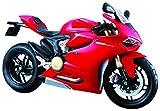 スカイネット 1/12 完成品バイク ドゥカティ 1199 パニガーレ