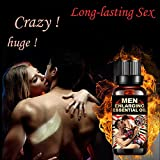 Eldori Sex Essential Oil エッセンシャルオイル ペニス用 マッサージオイル 男性 Sex Products For Men 30ml