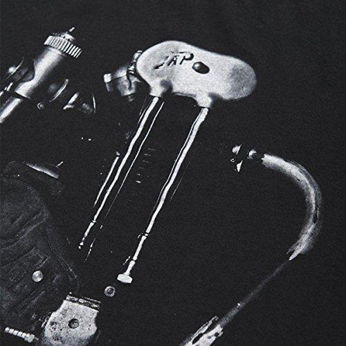 (デウス エクス マキナ) Deus ex Machina Jap Motor Tee Tシャツ 半袖 DMS41046A [並行輸入品]