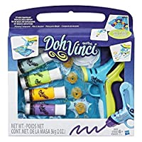 DohVinci On the Go Styler Starter Kit for Kids and Tweens with 4 Non-Toxic Colors by Play-Doh Brand [並行輸入品]