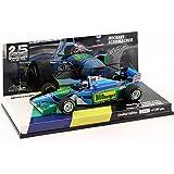 ミニチャンプス 1/43 ベネトン B194 #5 ワールドチャンピオン F1 1994 M.シューマッハ 特注品