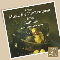 Biber, Locke, Zelenka: Battalia - Music for the Tempest, Fanfare by Innsbruck Trumpet Consort (2014-01-28)