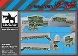 ブラックドッグ 1/48 A-10 ビッグセット (イタレリ用) HAUA48090+48091 プラモデル用パーツ HAUA48092