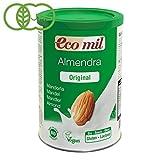 EcoMil 有機アーモンドミルク (パウダー/アガベシロップ入り)400g