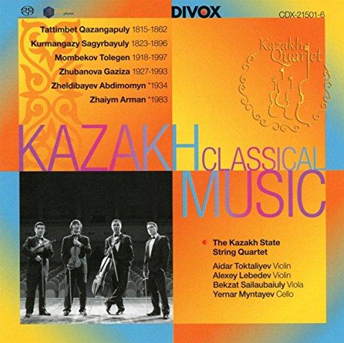 カザフスタンの音楽集[SACD-Hybrid]