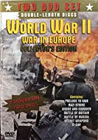 Wwii-War in Europe Special Dou [DVD]