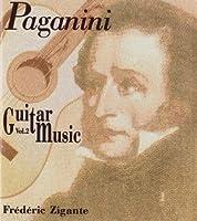 Paganini: Guitar Works, Vol.2 (1997-01-14)