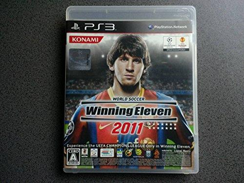 PS3 ワールドサッカー ウイニングイレブン 2011動作確...