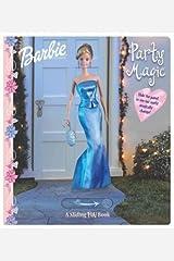 Barbie Party Magic Board book