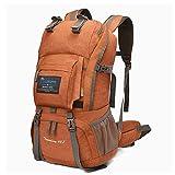 アウトドアプロダクツ マウンテントップ(Mountaintop) アウトドア バックパック 登山リュック 40L 大容量 リュックサック 登山用バッグ ハイキングバッグ 防水 レインカバー付き