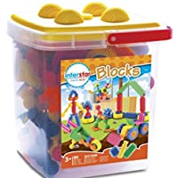 Interstar Blocks 80 Piece Construction Set [並行輸入品]