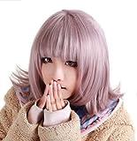 コスプレ アニメ ダンガンロンパ2 七海千秋 ななみ ちあき ウィッグ グッズ