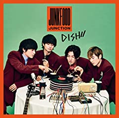 This Wonderful World♪DISH//のCDジャケット