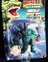 Godzilla King Of The Monsters Bendable Figure With Collectible Card