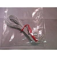 ドールハウス ミニチュア コード(電線)3V&12V両用 L691