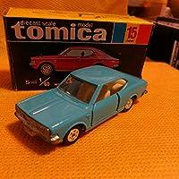 トミカ NEW CORONA HARDTOP 黒箱 日本製 絶版 15 旧ホイール