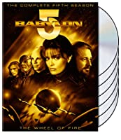Babylon 5: Complete Fifth Season [DVD] [Import]