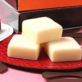 南房総びわ問屋 ホワイトチョコレート ホワイト生チョコ 化粧箱入り 4個入り ホワイトデー