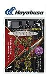 ハヤブサ(Hayabusa) C218 瞬貫わかさぎ 秋田キツネ型 7本鈎   1-0.2