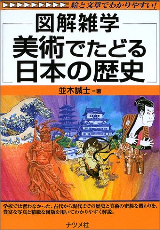 図解雑学 美術でたどる日本の歴史 (図解雑学シリーズ)