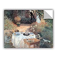 ArtWall Claude Monet's Garden Picnic Art Appeelz Removable Graphic Wall Art, 14 by 18%・・橸セ鯉セ橸セ呻スク・ォ・ー・・ [並行輸入品]