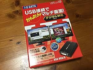 I-O DATA USBグラフィックアダプター(DVI-I) USB-RGB/D