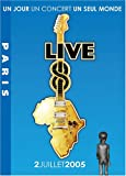 Live 8 Paris [DVD] [Import]