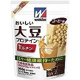 森永製菓 ウイダー おいしい大豆プロテイン コーヒー味 360g【2個セット】
