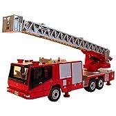 ダイヤペット DK-5014ハシゴ消防車
