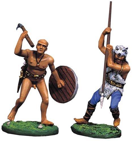 アンドレアミニチュアズ RA-021 Barbarian Warriors II