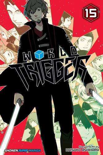[画像:World Trigger, Vol. 15]