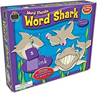 * WORD SHARK WORD CHUNKS GAME by Teacher Created Resources [並行輸入品]