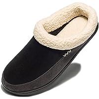 NDB ルームシューズ スリッパ ボア付き 冬用 あったか ファー付き クロッグシューズ サボシューズ サンダル 室内/室外履き
