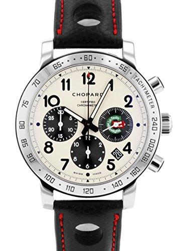 [ショパール] CHOPARD 腕時計 16/8920 ミッレミリア クロノグラフ SS/レザー アイボリー/ブラックダイアル [中古品] [並行輸入品]