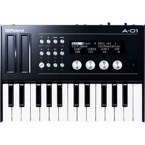 ROLAND A-01K MIDIキーボードコントローラー