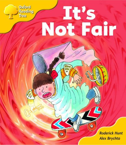 Oxford Reading Tree: Stage 5: More Storybooks (magic Key): it's Note Fair: Pack Aの詳細を見る