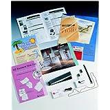 Rexel Laminating Pouch 150 Micron x50 Key card size Pk25