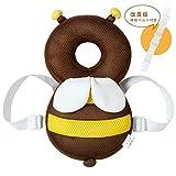 TWONE ベビーヘッドガード 赤ちゃん転倒防止リュック ハチ