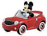 トミカ ディズニー ミッキーマウスとロードレーサーズ MRR-7 ホット・カブリオ ミッキーマウス