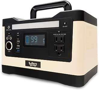 キャリライク ポータブル電源 大容量 150000mA/540wh 家庭アウトドア両用蓄電池 PSE認証済み USB出力 1年保証 車中泊 キャンプ アウトドア 防災グッズ