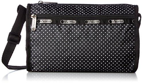 [レスポートサック] ショルダーバッグ (Small Shoulder Bag),軽量 7133 D653 D653(JET SET PIN DOT) [並行輸入品]