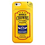 iPhone6 iPhone6s 【RODEO CROWNS/ロデオ クラウンズ】 「ミラーケース」 ブランド (マスタード)