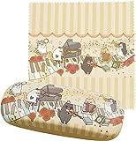ヂヤンテイ商会 装飾雑貨(ファッション小物) 猫の音楽会 サイズ/W16.5×D6×H4.5cm