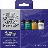 Winton Artisan Water Mixable Oil Paint Starter Set- (並行輸入品)