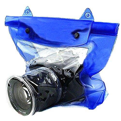 YideaHome 一眼レフカメラ 防水袋 防水ケース アウトドア 防水収納袋 ストラップ付き ジップロック式