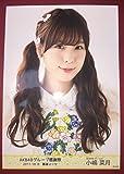 AKB48 小嶋菜月 AKB48 グループ 感謝祭 ランクインコンサート ランク外コンサート 会場限定 生写真 1種コンプ