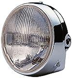 CIBIE [シビエ] MOTO φ180 & CL [ボディ付ヘッドランプASSY] H4 [12V 60/55W] メッキボディ[ 品番] HM21