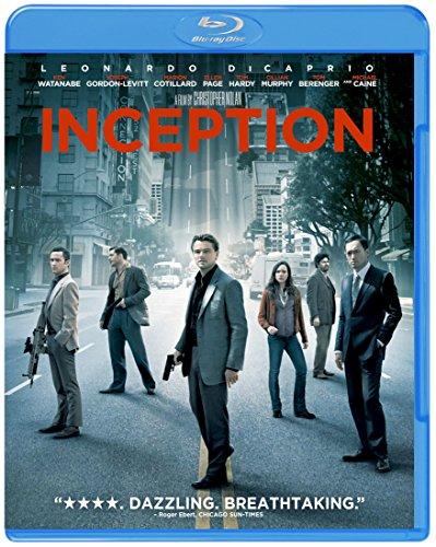インセプション(初回限定生産) [Blu-ray]