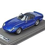 BBR (BBR1824V) 1/18 フェラーリ 275 GTS/4 N.A.R.T. sn.10453 1967年 スティーブ・マックイーン所有車 ディスプレイケース付