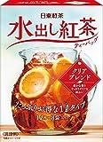 日東紅茶 水出し紅茶 ティーバッグ クリアブレンド 8袋入り(1L用×8P)×5箱